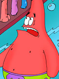 Sandy makes dick friction and gets fucked by hot Patrick Star