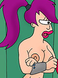 Hot Leela dominating and getting stuffed by Dr. Zoidberg