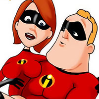 Nut Mr. Incredible experience analsex
