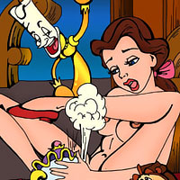 Mrs. Pots gets whipped hardly and fills her body with a spermshots