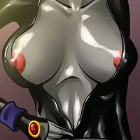 Terra gets assplugged by BeastBoy and receives creamy sperm