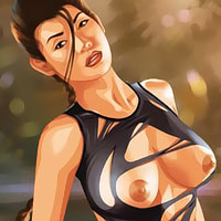 XXX Lara Croft Tomb Raider