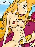 Virgin Debbie Thornberry squeezes milkers and gets her hole banged
