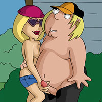 Nasty Family Guy