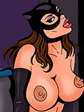 Scarlet Witch gets stuffed hard like a nasty skunk by nerdy SpiderMan