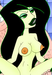 Shego gets tortured with sharp scissor and comes