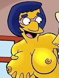 The Simpsons' sex frenzy